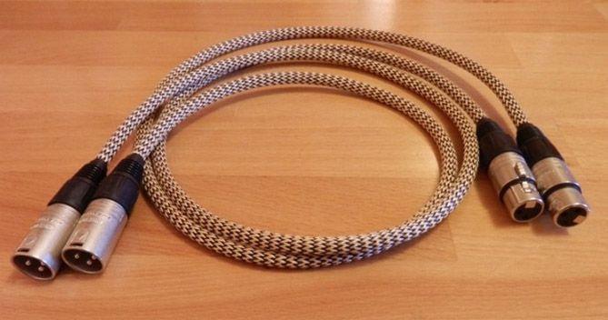 CGes Cables XLR