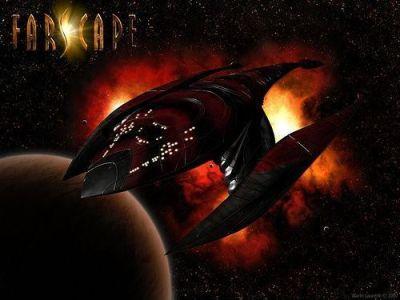 Farscape: Temporada 3 (nave Talyn)