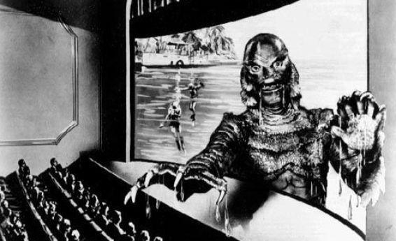 La Mujer y el Monstruo (1954) en 3D