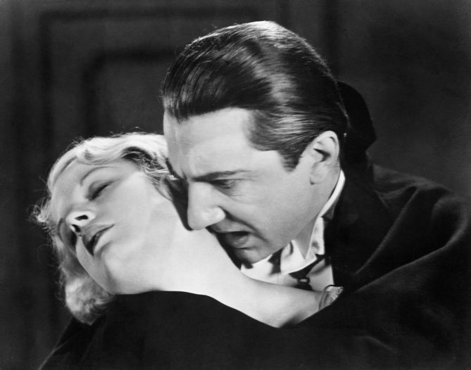 "Bela Lugosi es ""Drácula"" (1931)"
