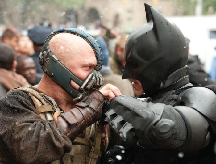 El Caballero Oscuro: La Leyenda Renace (Christopher Nolan, 2012)