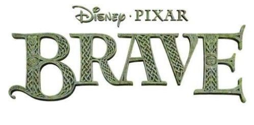 Brave (Indomable) 2012 LOGO