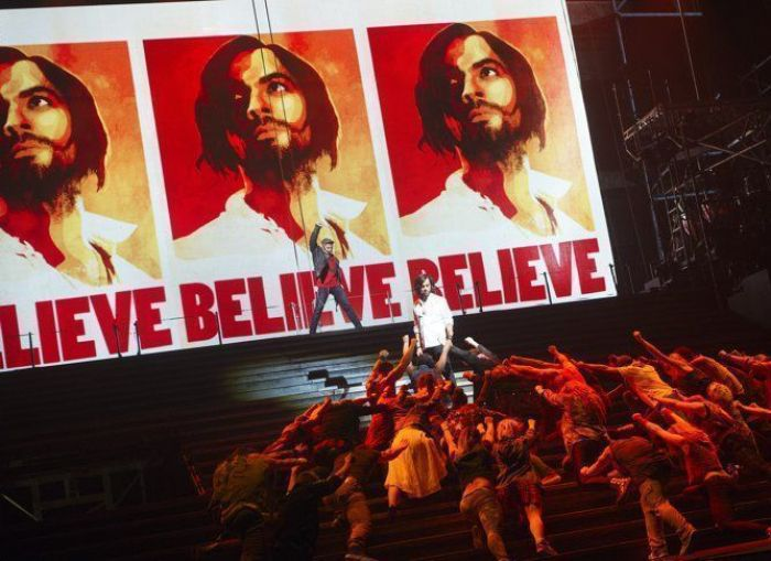Jesucristo Superstar (Tour en directo)
