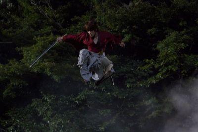 Kenshin El Guerrero Samurai (2012)