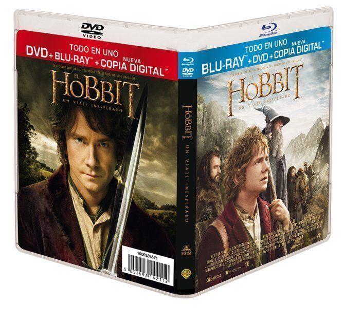 """Analizamos el Blu-Ray de """"EL HOBBIT: UN VIAJE INESPERADO"""""""