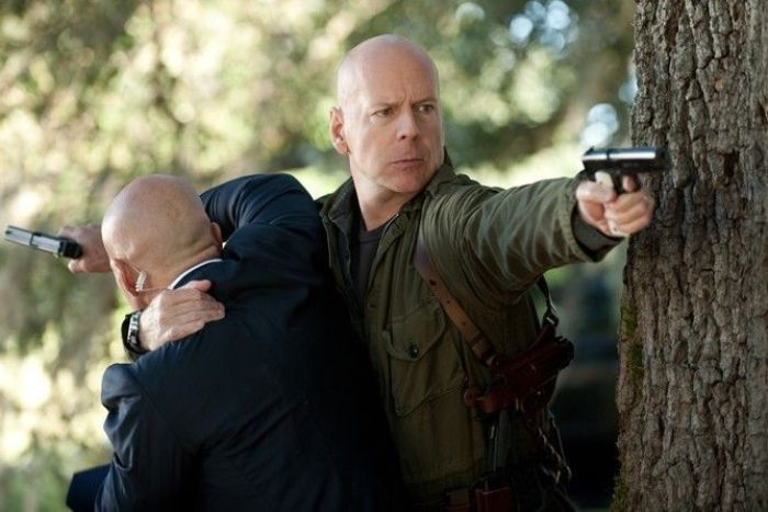 "Bruce Willis en ""G.I. JOE: LA VENGANZA"" (2013)"