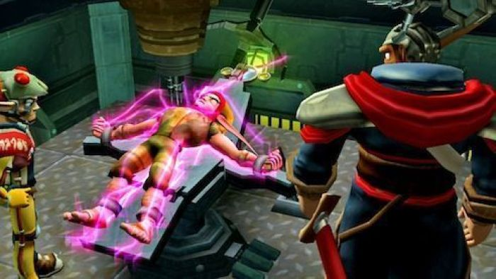 The Jak and Daxter Trilogy (2013)