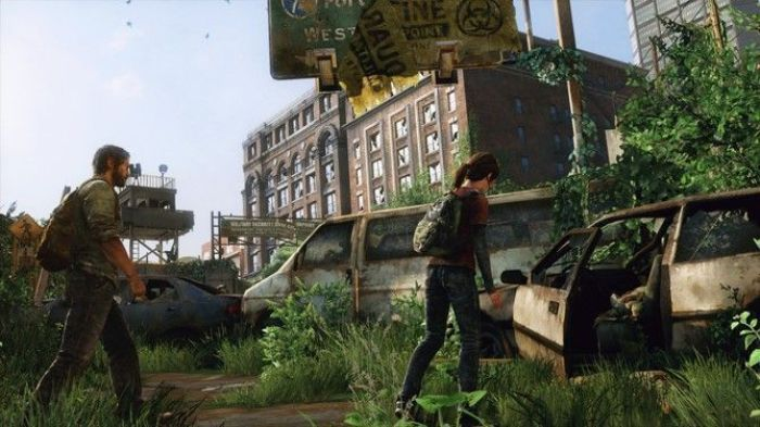 THE LAST OF US, para PS3 (2013)