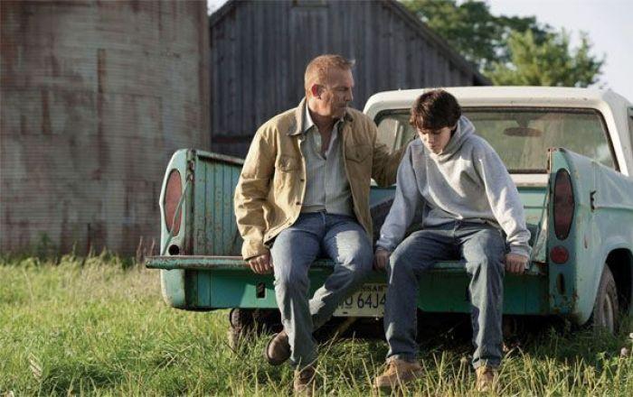 """Kevin Costner en """"El Hombre de Acero"""" (2013)"""
