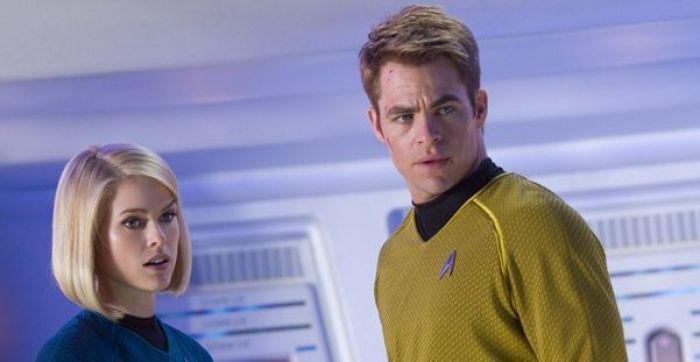 Star Trek en la oscuridad (2013)