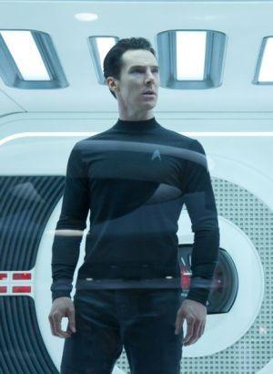 """Benedict Cumberbatch es Khan en """"Star Trek Into the Darkness"""""""