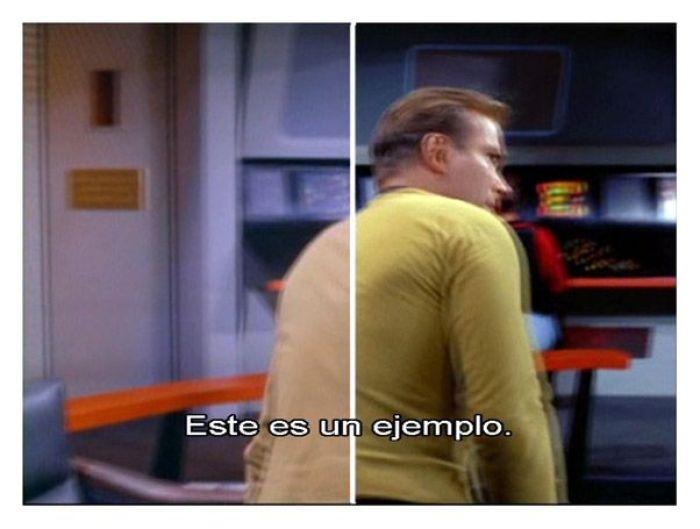 Resultados evidentes con el proceso de restauración de Star Trek
