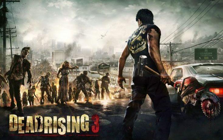 DEAD RISING 3 (para XBOX-ONE)
