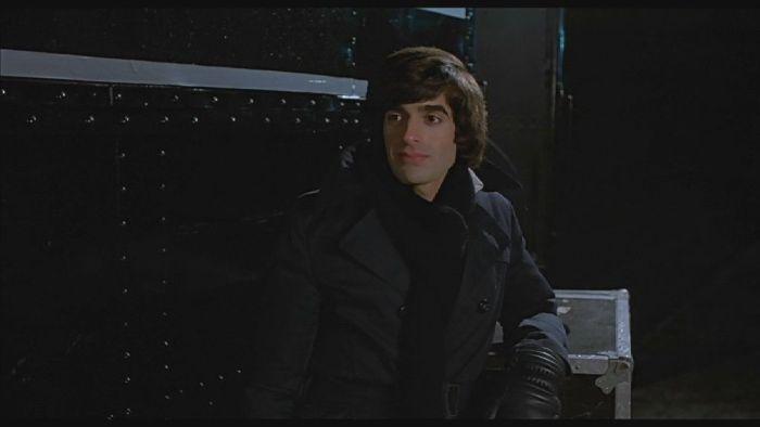 """David Copperfield en """"El tren del terror"""" (1980)"""