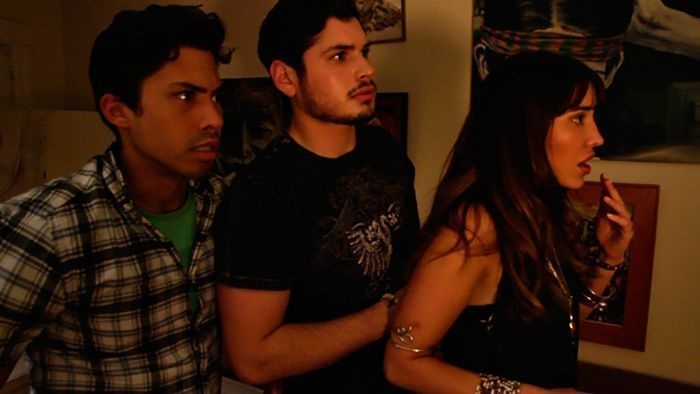 Equipo Paranormal (2013)
