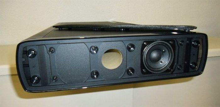 Altavoces laterales en el ONKYO LS-T10