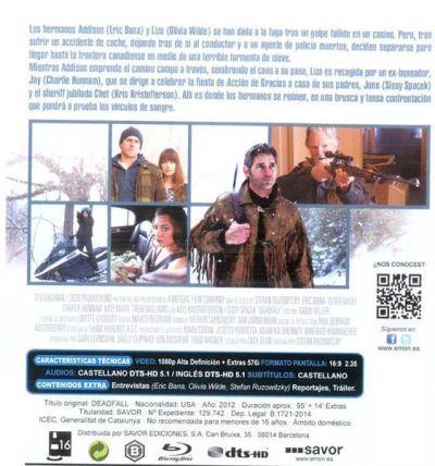 La Huida (Deadfall - 2012)