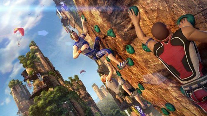 KINECT SPORTS RIVALS (para Xbox One). Practica deportes extremos en tu salón