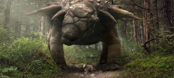 Caminando entre dinosaurios: La película (2013)
