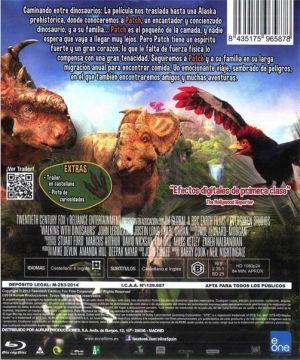 Caminando entre dinosaurios: La película (en BD 2D + 3D)