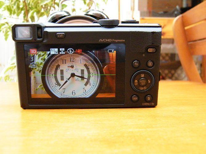Ninguna foto te quedará torcida si tu no quieres. Foto tomada por Xavier Sastre Silvestre con Panasonic TZ60