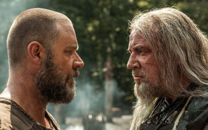 "Russell Crowe en ""Noé"" (2014)"