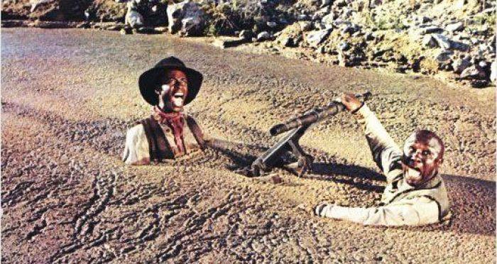 Sillas de montar calientes (año 1974)