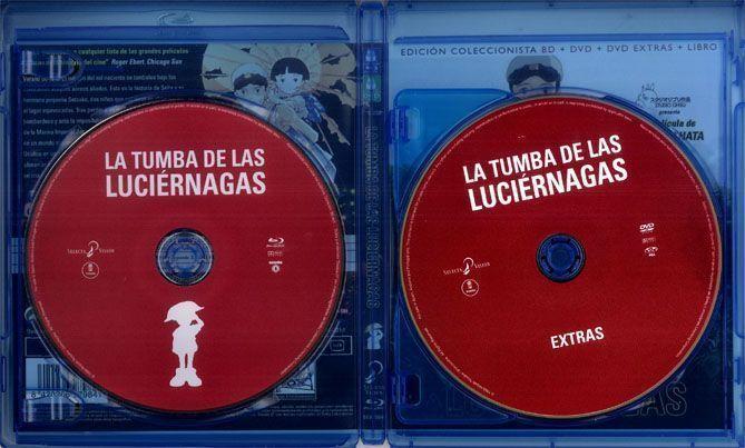 La Tumba de las Luciérnagas (Edición Coleccionista con libreto)