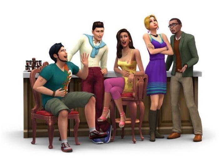 Los Sims 4 (2014)