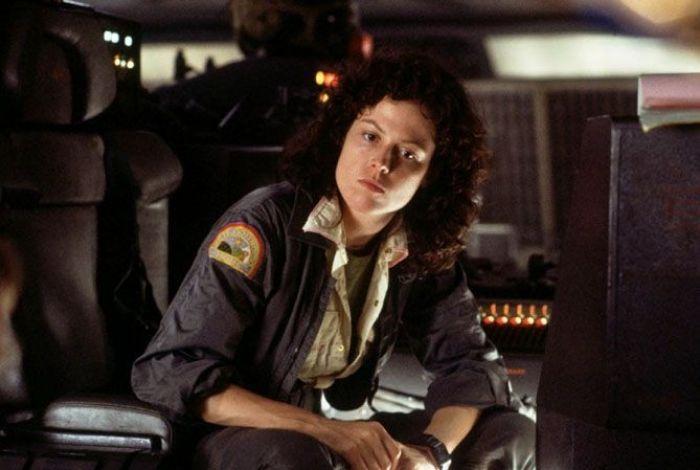 """Sigourney Weaver es Ripley en """"Alien"""" (1979)"""