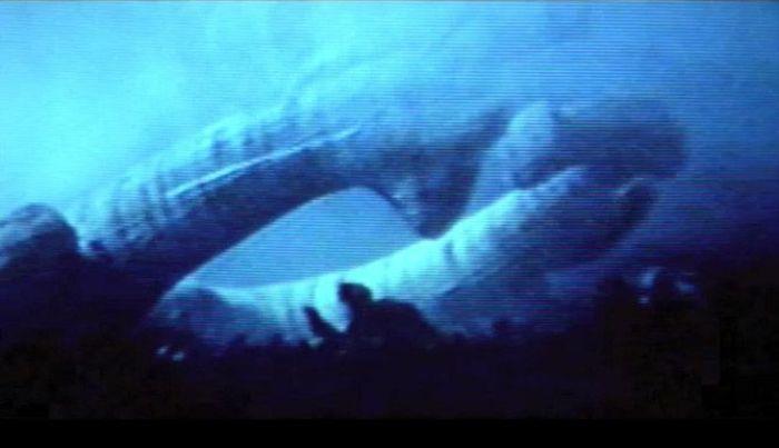 "Nave alienígena en ""Alien"" (1979)"