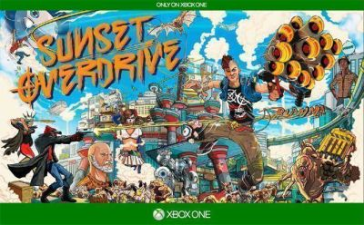 Sunset Overdrive (2014)