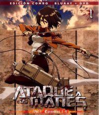 """Volumen 1 de """"ATAQUE A LOS TITANES"""" (2013) – AudioVideoHD.com"""
