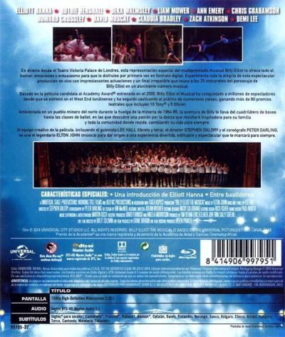 Billy Elliot Live (2014)