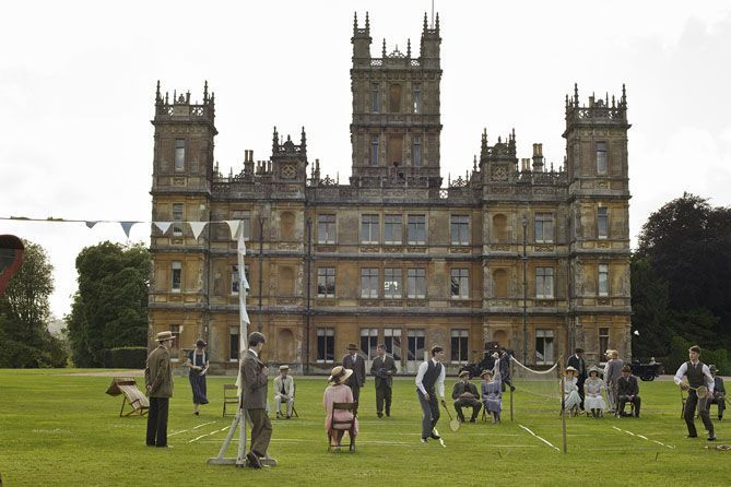 Downton Abbey (4ª Temporada) - AudioVideoHD.com