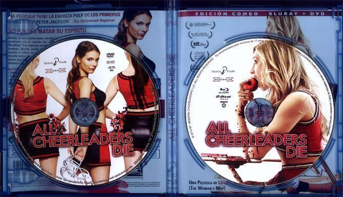 ALL CHEERLEADERS DIE – Análisis del Blu-Ray en AudioVideoHD.com