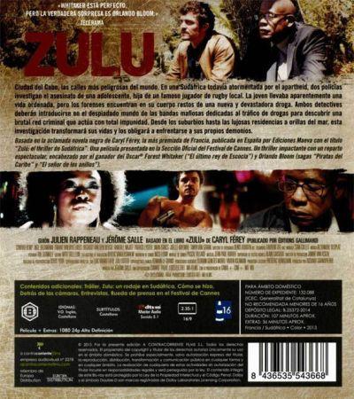 ZULU (Análisis del Blu-Ray) AudioVideoHD.com