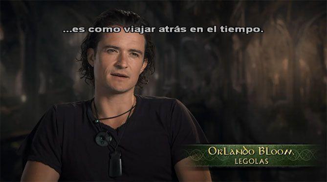 Extras: EL HOBBIT: LA BATALLA DE LOS CINCO EJÉRCITOS – AudioVideoHD.com