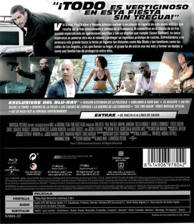 Fast & Furious 7 (AudioVideoHD.com))