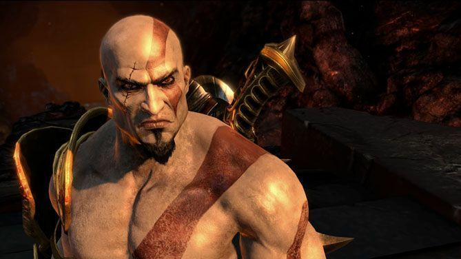 "Kratos en ""God of War® III Remastered"" (2015) AudioVideoHD.com"