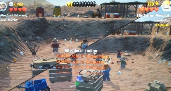 Lego: Jurassic World (reseña AudioVideoHD.com)