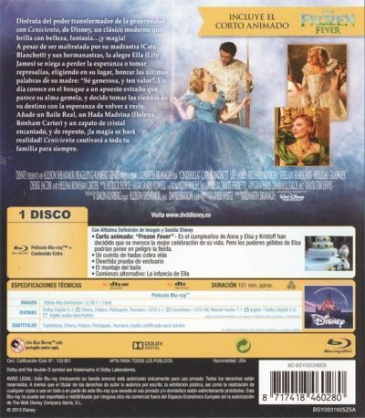 Cenicienta (2015) AudioVideoHD.com