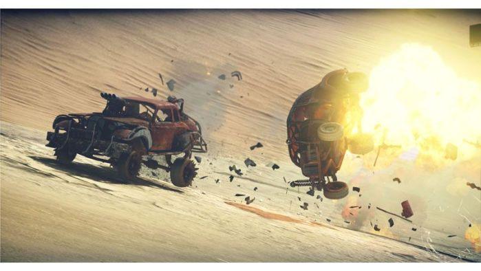 Mad Max (videojuego PS4) AudioVideoHD.com