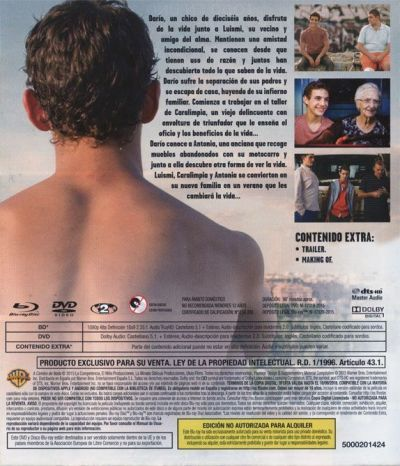 A cambio de nada (análisis del Blu-Ray) AudioVideoHD.com