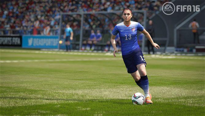 FIFA 16 (reseña para Xbox 360) AudioVideoHD.com