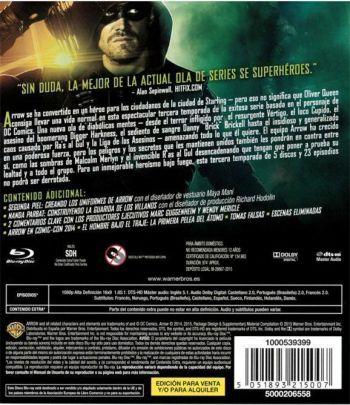 ARROW – 3ª Temporada completa (AudioVideoHD.com)