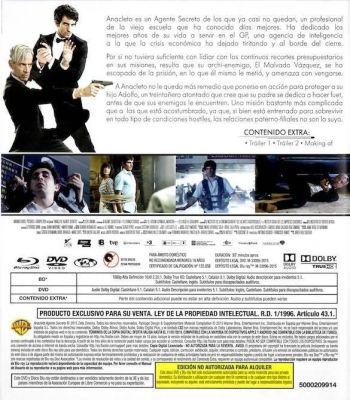 Anacleto Agente Secreto (2015) AudioVideoHD.com