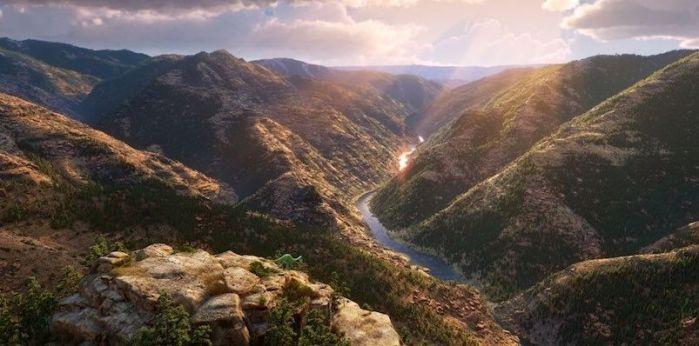 El Viaje de Arlo (análisis del Blu-Ray, 2016) AudioVideoHD.com