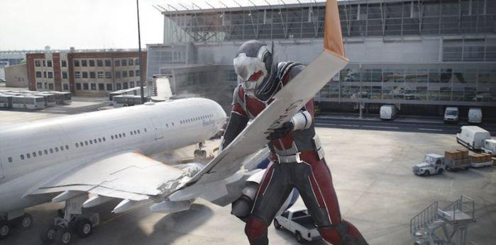 """Marvel """"Capitán América: Civil War"""" (análisis del Blu-Ray) AudioVideoHD.com"""