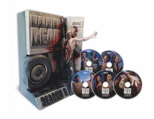 The Walking Dead (temporada 6) Edición coleccionistas con figuras